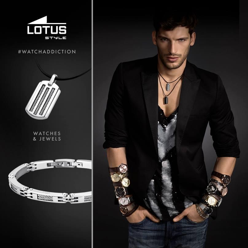 Lotus Style - Herrenschmuck und Uhren