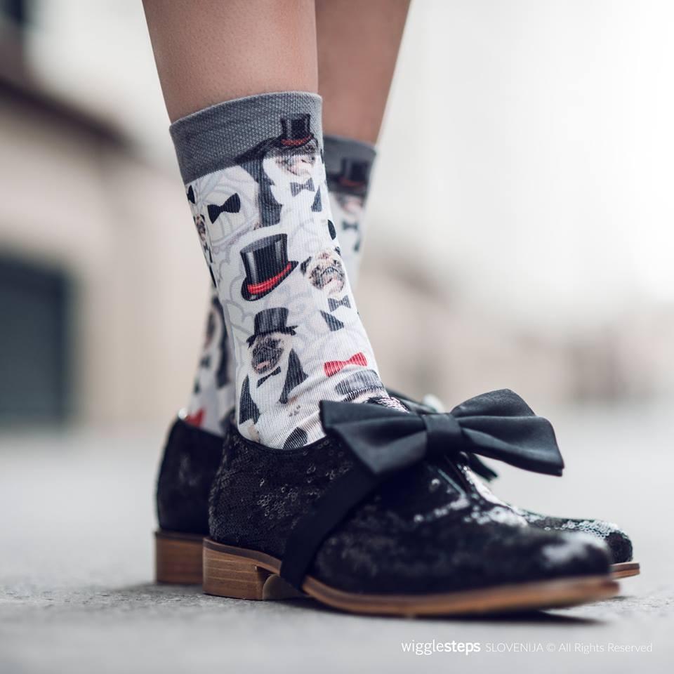 Wiggle Steps - Make a Stylement - Socken für Frauen und Männer