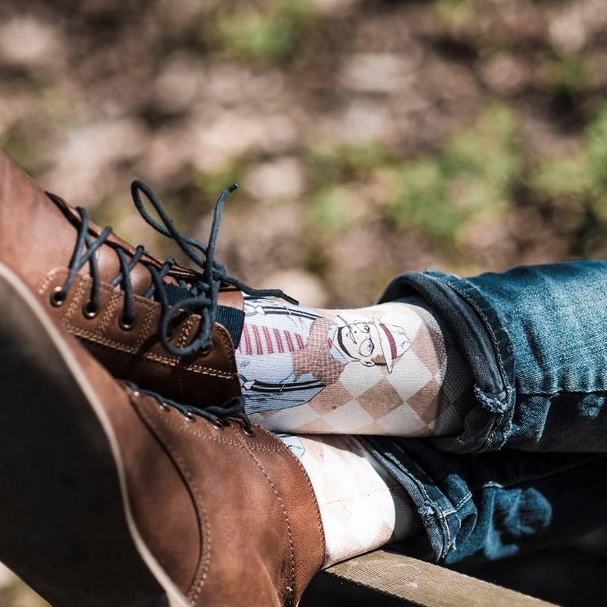 Wigglesteps - Socken für Herren