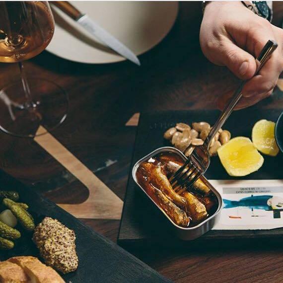 Gourmetecke - Fische, Meerfenchel, Salze & Co
