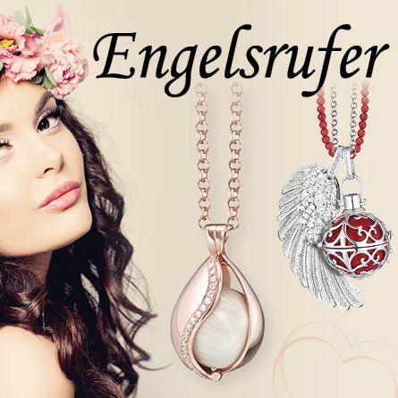 Engelsrufer Schmuck & Parfum - Anhänger, Armbänder, Charms, Ohrringe & Ketten