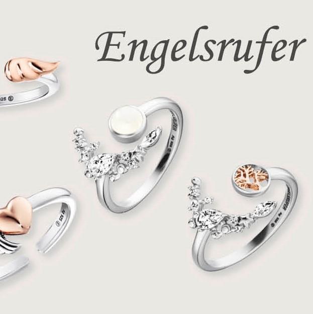 Engelsrufer - Schmuck - Anhänger, Himmelstränen, Armbänder, Charms, Ohrringe, Ringe