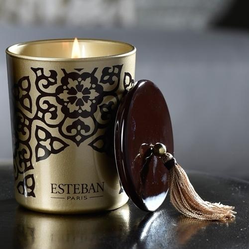 Esteban Paris - Raumdüfte, Duftkonzentrate, Diffuser, Duftkerzen, Duftanhänger, Räucherstäbchen. Parfums