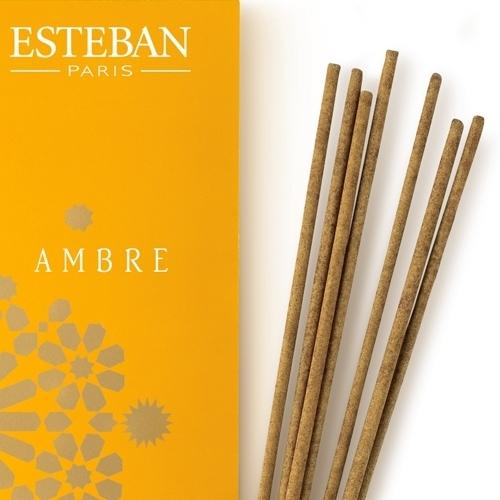 Französische Räucherstäbchen von Esteban Paris Parfums