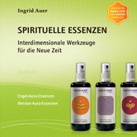 Ingrid Auer Engelauraessenzen, Meisterauraessenzen, Engelessenzen & Bücher