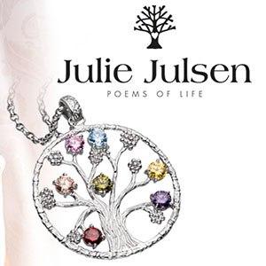 Julie Julsen - Lebensbaum - Schmuck - Anhänger, Armbänder, Charms, Ohrringe & Ketten