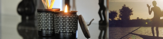 RAUMDUFT - KOLLEKTION - TECK & TONKA - Ein warmes und süss-holziges Schlemmerparfum