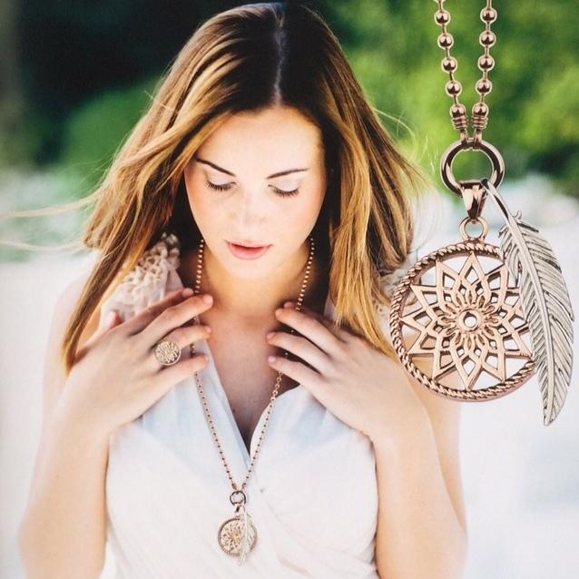 Traumfänger - Glücksanhänger - Schmuck - Anhänger, Federn, Medaillons, Armbänder, Ringe, Ohrringe, Ketten