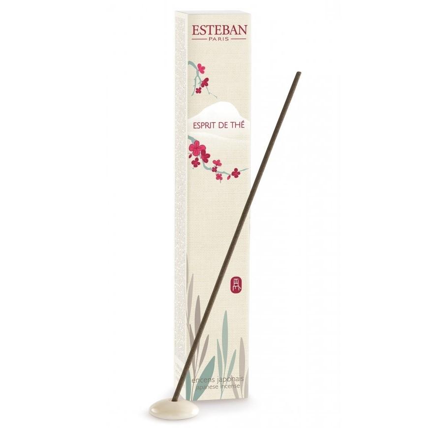 ESPRIT DE THÈ - Japanische Räucherstäbchen - Esteban Paris Parfums