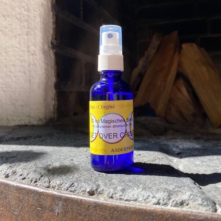 Magic of Brighid - Magisches Spray - Get over Crises - ÜBERWINDE KRISEN