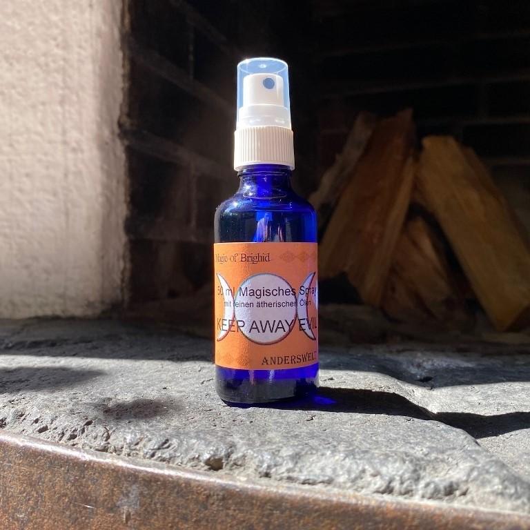 Magic of Brighid - Magisches Spray - Keep away Evil - FERNHALTEN VON BÖSEM