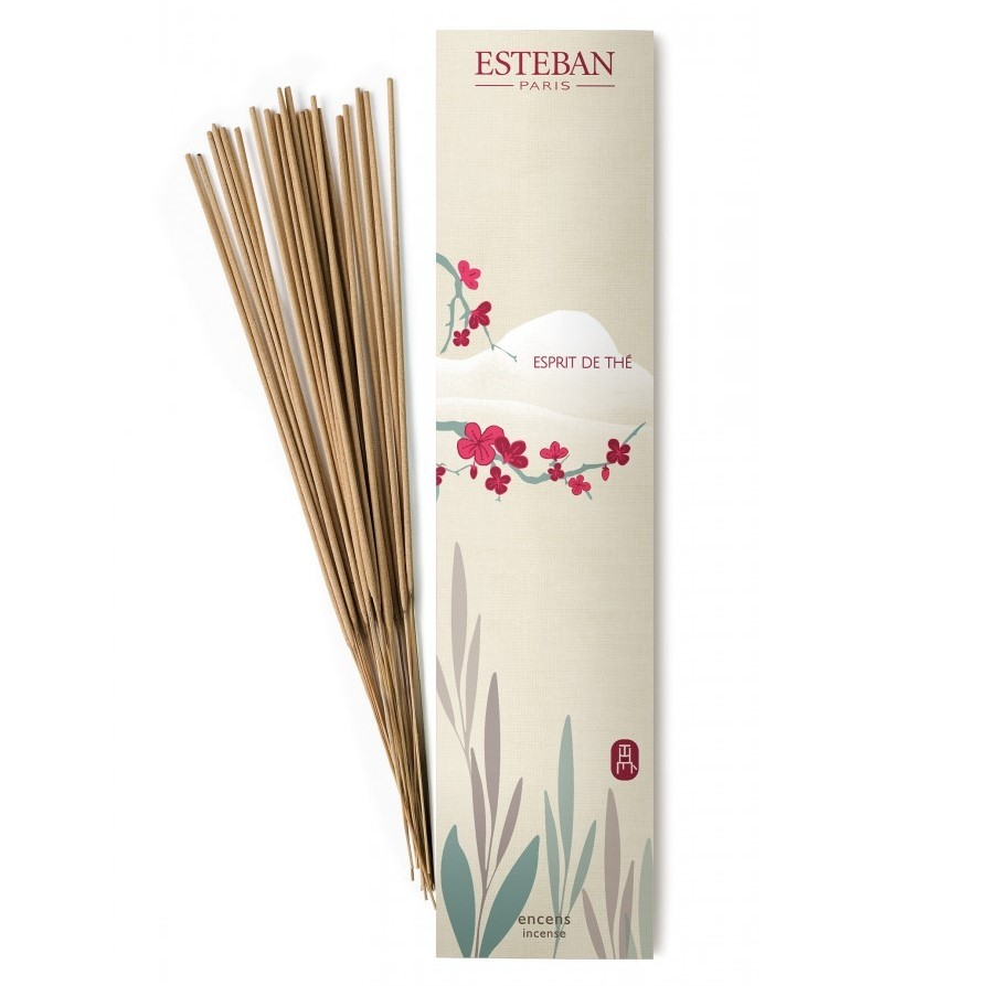 ESPRIT DE THÈ -  Räucherstäbchen - Esteban Paris Parfums