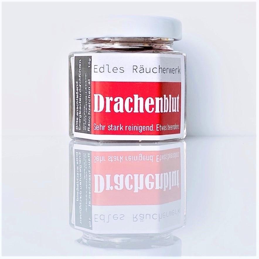 Räucherwerk, Räucherharz - Rauchzeichen - DRACHENBLUT