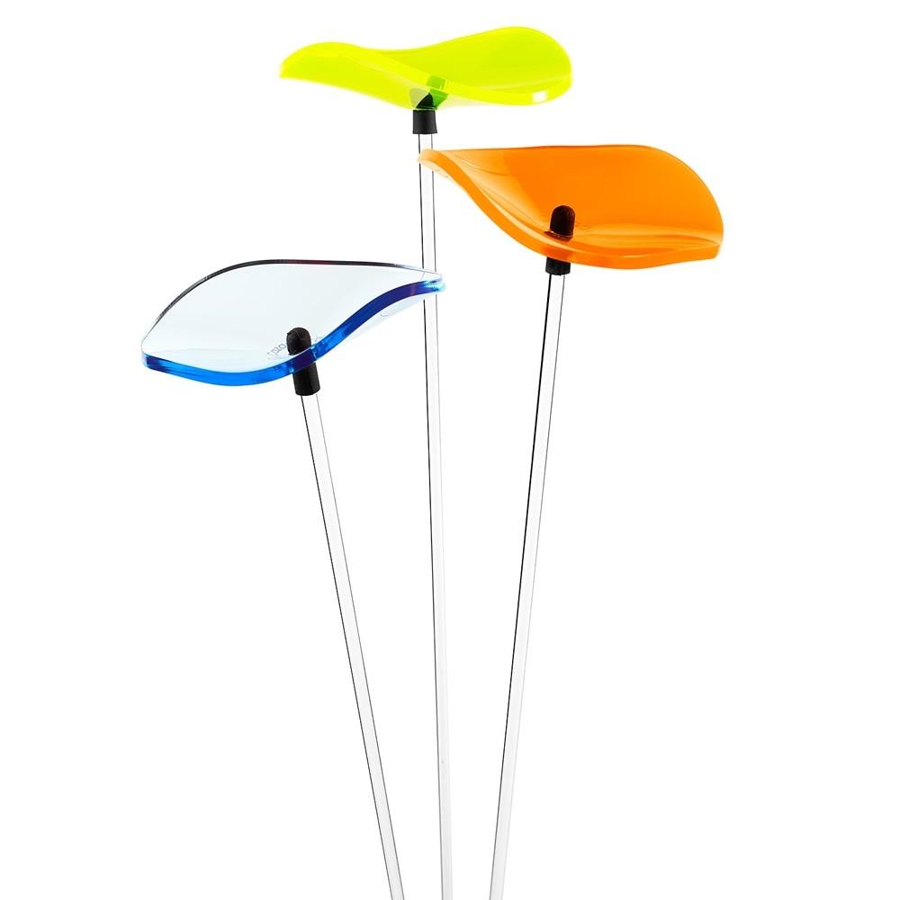 SONNENFÄNGER - LUCILLE - SONNENSTRAUSS - Blau, Gelb, Orange