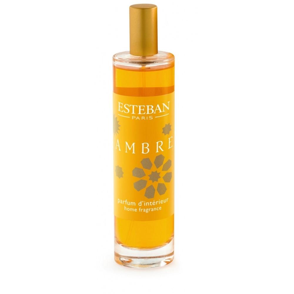 Esteban Paris Parfums - AMBRE - Duftzerstäuber 50ml