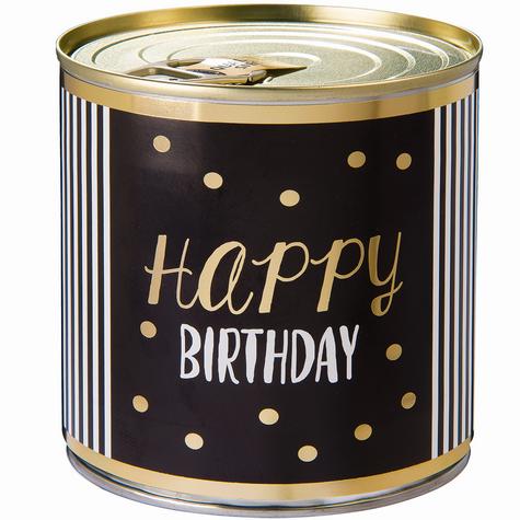 Wondercandle - Cancake - Kuchen in der Dose - BROWNIE - Happy Birthday