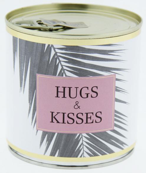Cancake - Wondercandle - Kuchen in der Dose - Hugs & Kisses - SCHWARZWÄLDER KIRSCH