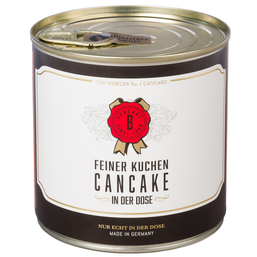 Cancake - Wondercandle - Kuchen in der Dose - WHISKEY
