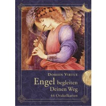 Orakelkarten, Doreen Virtue -  Engel begleiten deinen Weg