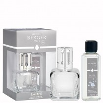 Lampe Berger - SET - ICE CUBE - Air Pur Neutral
