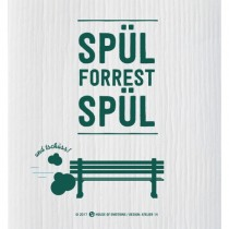 SPÜLLAPPEN - SPÜLTUCH - Spül Forrest Spül
