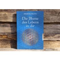 Buch, Andreas Beutel, Die Blume des Lebens in dir