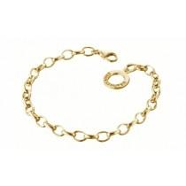 Engelsrufer - Armband 19,5cm Gold Plated