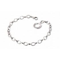 Engelsrufer - Armband 19,5cm silber rhodiniert