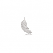 Engelsrufer - Engelsflügel klein silber