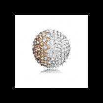 Engelsrufer - Klangkugeln Crystal, Kristall - BRAUN, GOLD
