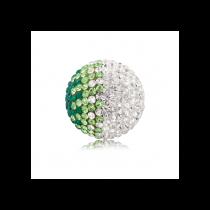 Engelsrufer - Klangkugeln Crystal, Kristall - GRÜN