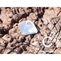 Kristalle, Heilsteine - Pyramide - Bergkristall