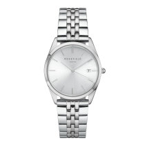 Rosefield - Watches - Damenuhr - THE ACE - Sunray / Silber