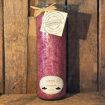 Candle Factory - Duftkerze - Jumbo - Blackberry BROMBEERE