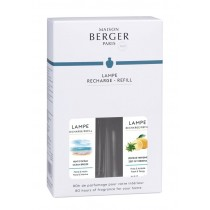 Maison Lampe Berger - Nachfüllduft - Raumparfum - DUOPACK - 2x 250ml - Ozeanprise und Zitronenverbene