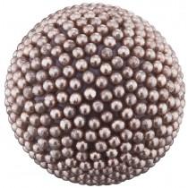 Engelsrufer - Klangkugel mit Perlen - Rosé