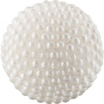 Engelsrufer - Klangkugel mit Perlen - Weiss