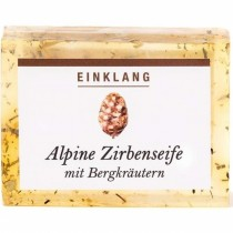Himmelgrün - Kosmetik - Einklang - ZIRBENSEIFE mit Bergkräutern