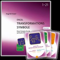 Ingrid Auer BUCHSET - ENGEL TRANSFORMATIONSSYMBOLE 1-21
