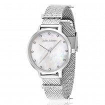 Julie Julsen - Charming - Uhr Basismodell - Pearl Silver - 34mm