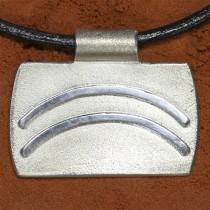 Heilschmuck - Ingmar - Aldebaran - Handarbeit aus Tirol - 925 Silber - Symbol LEBER - Einschlafhilfe