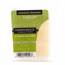 Candle Lite - RAUMDUFT - AROMAWACHS - Tart - Lemongrass & Coriander