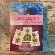 Orakelkarten - Lenormand für Einsteiger - Buch und Karten