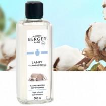 Maison Lampe Berger - Nachfüllduft - Raumparfum - CARESSE DE COTTON - Zarte Baumwollblüte - 500ml
