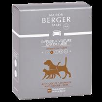 Maison Berger - AUTODUFT - Refill - Anti Tiergerüche - 2 Stk.