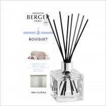 Maison Berger - Duftbouquet Cube - Cotton Caress - ZARTE BAUMWOLLBLÜTE