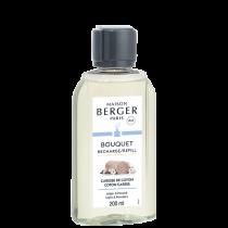 Maison Berger - Duftbouquet Cube Nachfüllung 200ml - Cotton Caress - ZARTE BAUMWOLLBLÜTE