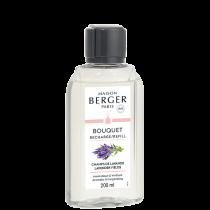 Maison Berger - Duftbouquet Cube Nachfüllung 200ml - Blühender LAVENDEL