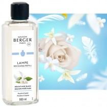 Maison Lampe Berger - Nachfüllduft - Raumparfum - Delicate White Musk - DELIKATER WEISSER MOSCHUS