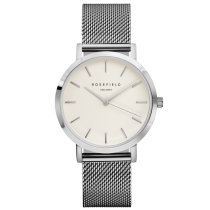 Rosefield - Watches - Damenuhr - The Mercer - Silber